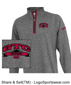 GTC Quarter Zip-Mens Design Zoom